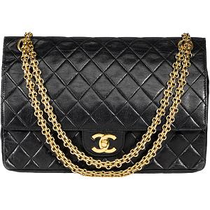 chanel-vintage-255-quilted-bag 10211 front large
