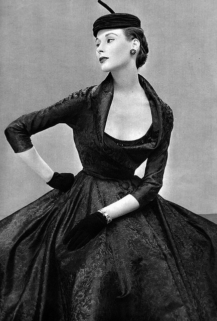 Myrtle Crawford 1953 by dovima is devine II, via Flickr