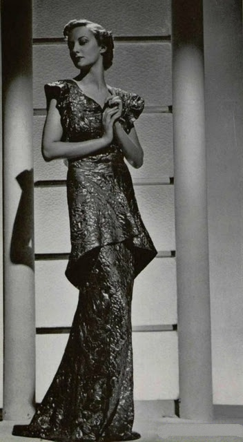 vintage nina ricci dress - 19367