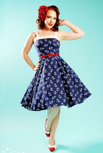 pinup dress 2