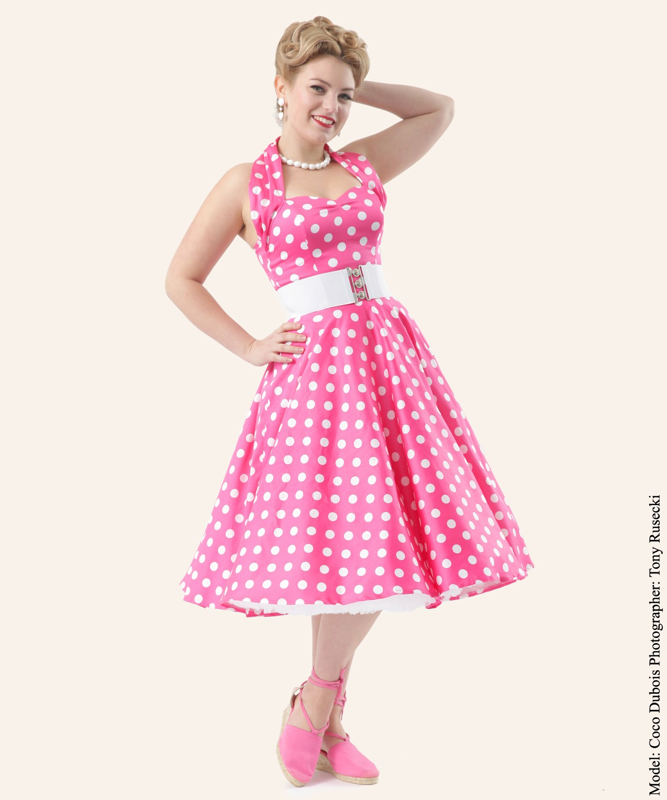 retro pinup dress