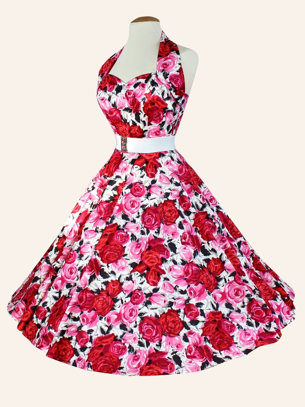 vintage pinup dress