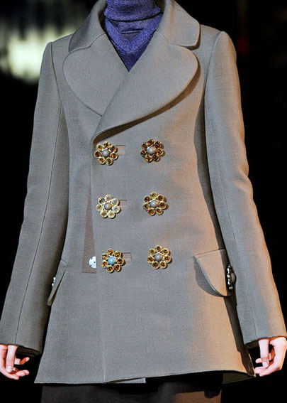 Louis Vuitton Fall 2012 Details