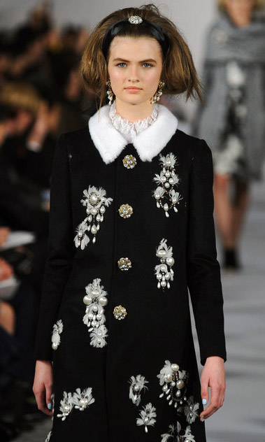 large Oscar de la Renta Fall 2012
